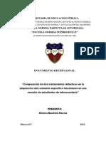 fotosintesis en secundaria TESIS.pdf