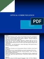 Optical Fiber Communication-1