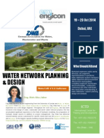 Water Network Planning & Design (WaterCAD v 8.0)