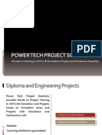 Power Tech Project Solutions