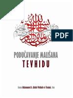 Poducavanje Malisana Tevhidu Ibn Abdulvehhab