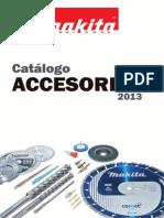 Catalogo Accesorios 2013