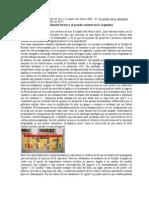 Investigacion Los Estudiantes de Hoy y El Legado Del Nunca Mas Ana Pereyra