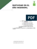 Creatividad en El Diseño Ingenieril (Final) (1)