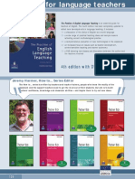 Materials for Language Teachers