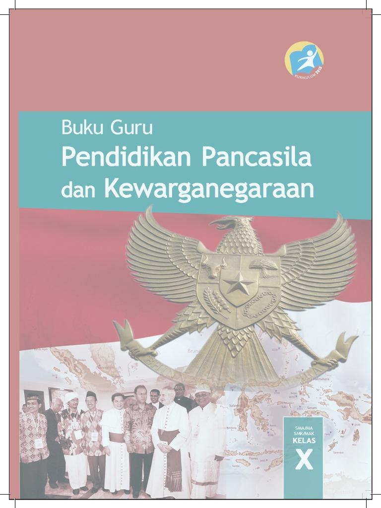 Buku Pegangan Guru PPKn SMA/SMK Kelas 10 Kurikulum 2013 ...