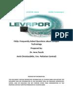 FAQs_LEVAPOR