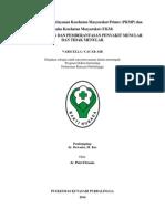 Laporan Kasus Penyakit Menular Varicella (Dr. Putri Fitrania)