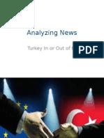 News Analysis presentation