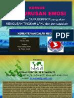 Pengurusan Emosi Positif - Loa- Aadk Jun 2014