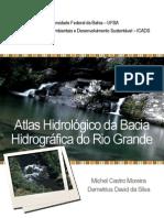 Atlas Hidrologico Da Bacia Hidrografica Do Rio Grande