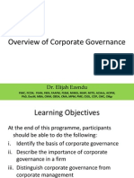 overviewofcorporategovernance-100111035809-phpapp02