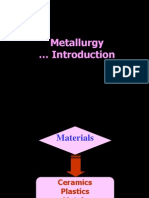 Basic Metallurgy