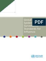 WHO Epidemiological Influenza Surveillance Standards 2014