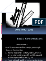 Contructions
