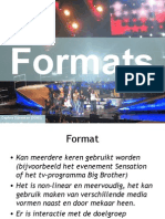 Format theorie