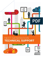 NEXT-GENERATION TECHNICAL SUPPORT