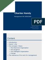 Blog Charleshandy