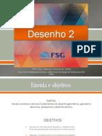Desenho 2- apresentação