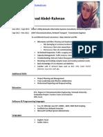 AMAL Najjar Resume -Updated