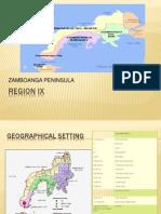REGION IX Report Powerpoint