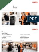 TEMS Pocket 13.3 - Commercial Presentation