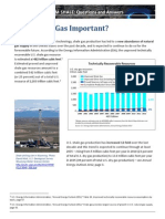 Why is Shale Gas Important