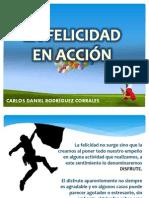 La Felicidad en Accion Resumen - Carlos Rodriguez