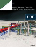 Autodesk Plant Design Suite 2012 Brochure