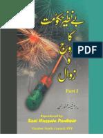 Binazir Hakomat ka Arooj jo zawal by Ghafoor Ahmad (342)