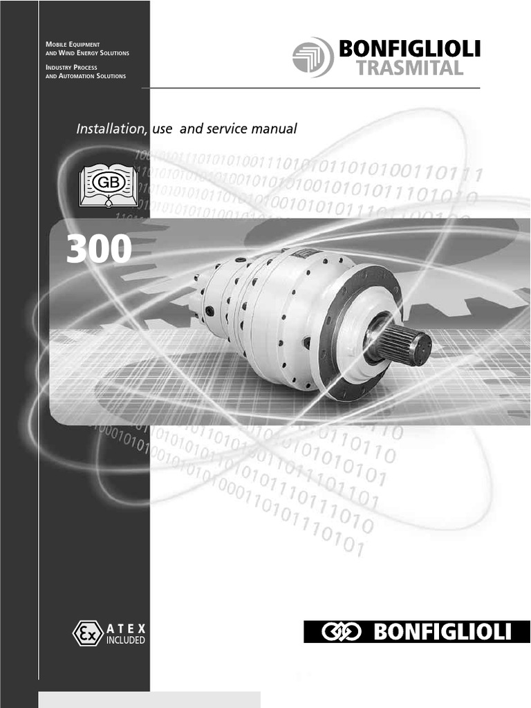 bonfigilioli gearbox 300 series manual