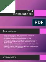 Quiz Bee Final
