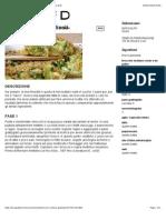 Broccoli Siciliani Gratinati - Solema Cereser - La Cucina Di D