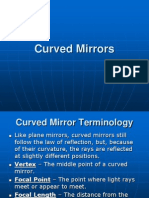 Curveda Mirrors