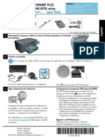 Manual Básico de Instalación Impresora HP B210 Series