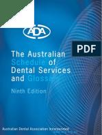 ADA Glossary Edition 9 2010