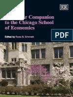 The Chicago School of Economics