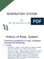 RESPIRATORY SYSTEM-GL