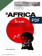 BESSA, Carlos.gomes.africa e as Suas Complexidades