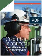 Colombia Le Apuesta a Los Hidrocarburos No Convencionales
