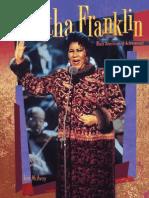 Black Americans of Achievement - Aretha Franklin--Entertainer