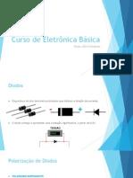 07- Diodo, LED e Fotodiodo