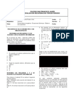 Evaluacion Recuperacion Tercer Periodo Grado 10