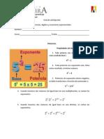 guia de factorizacion