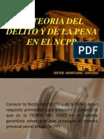 (Ica Justice) - La Teoria Del Delito y La Pena en El Ncpp - Dr. Dieter Sayritupac Quispe