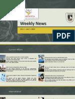 Mantavya Weekly News Edition 3