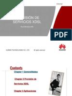 Provisión_ServiciosXDSL