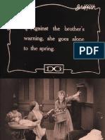 התחביר הקולנועי - דוגמא מהסרט הולדתה של אומה