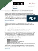 Clasificaciones de La Infección VIH_SIDA