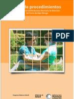 Guia de procedimientos para el control del embarazo y parto de bajo riesgo PCIA